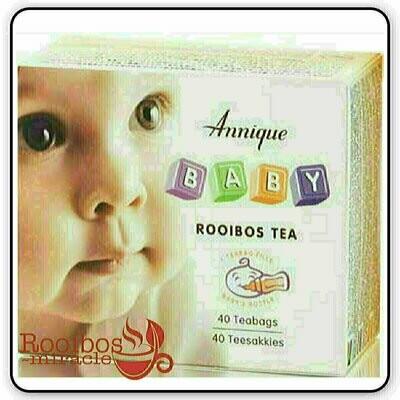 Baby Rooibos Tea | Annique