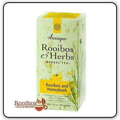 Rooibos & Honeybush Tea 50g  | Annique