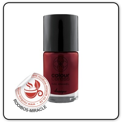 Deep Red Nail Enamel | Annique