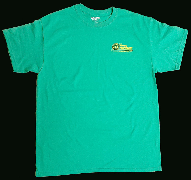 Green WMF Shirt Small - 5XLarge