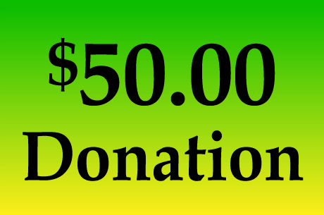 General Donation $50