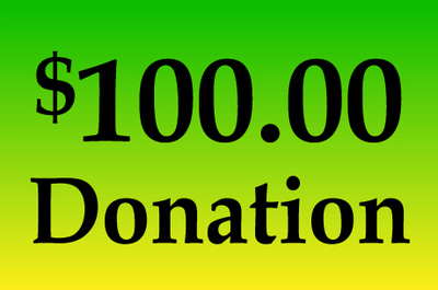 General Donation $100