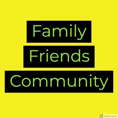 Oliver  - Friends / Family / Community