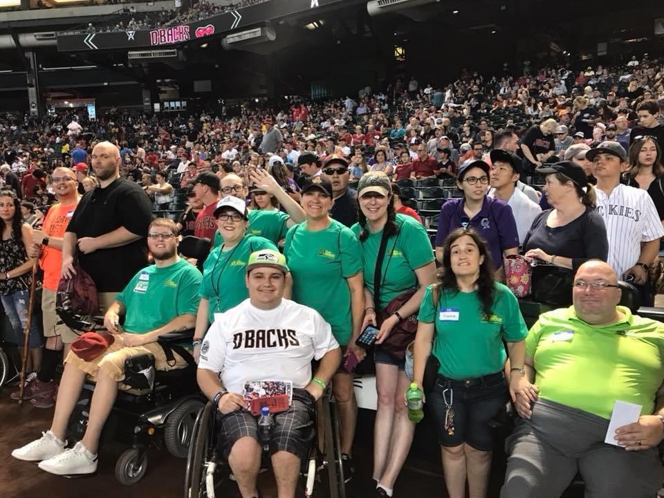D-BACK'S - REGULAR SEAT Family, Friends, Caregivers, etc.