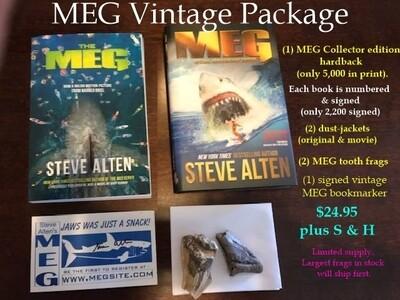 MEG Vintage Package