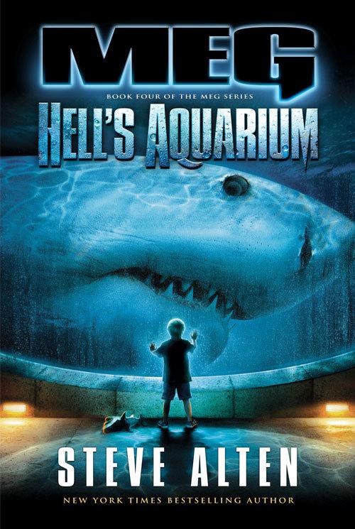 MEG Hell's Aquarium Poster 0004