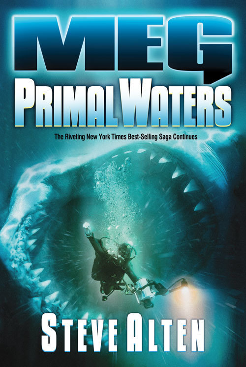 MEG: Primal Waters Poster
