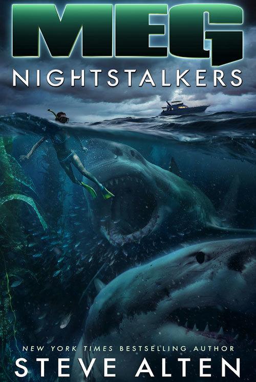 MEG: Nightstalkers Poster 0005