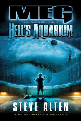 MEG Hell's Aquarium Poster