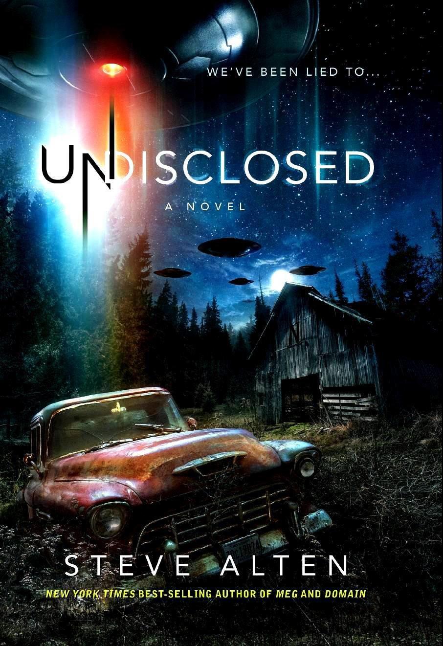 UNDISCLOSED First Edition Hardbacks