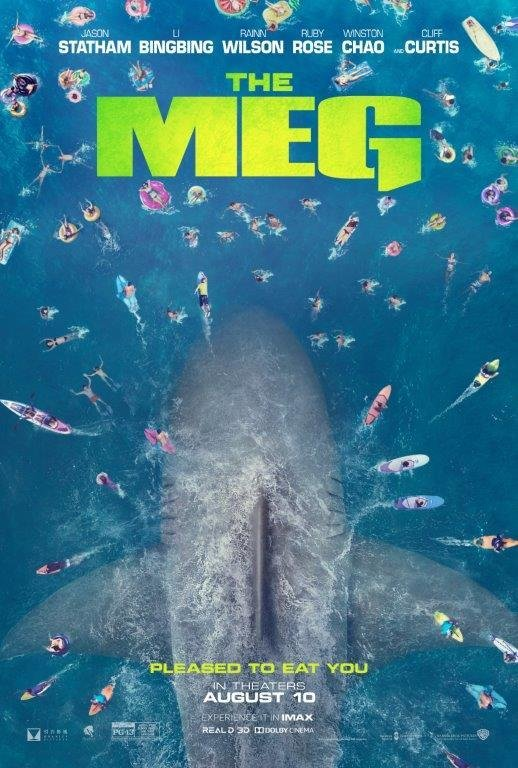 MEG 20th Anniversary SPECIAL MOVIE POSTER EDITION! 0001