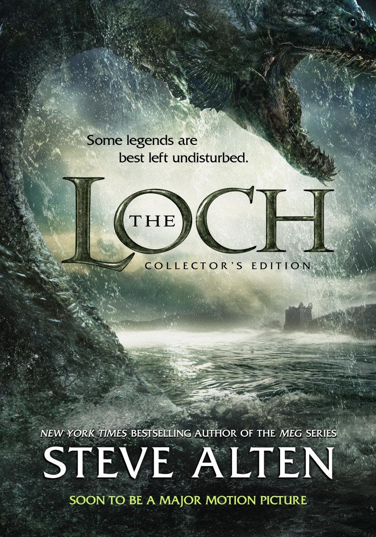 The LOCH  Collector's Edition hardback! 00008