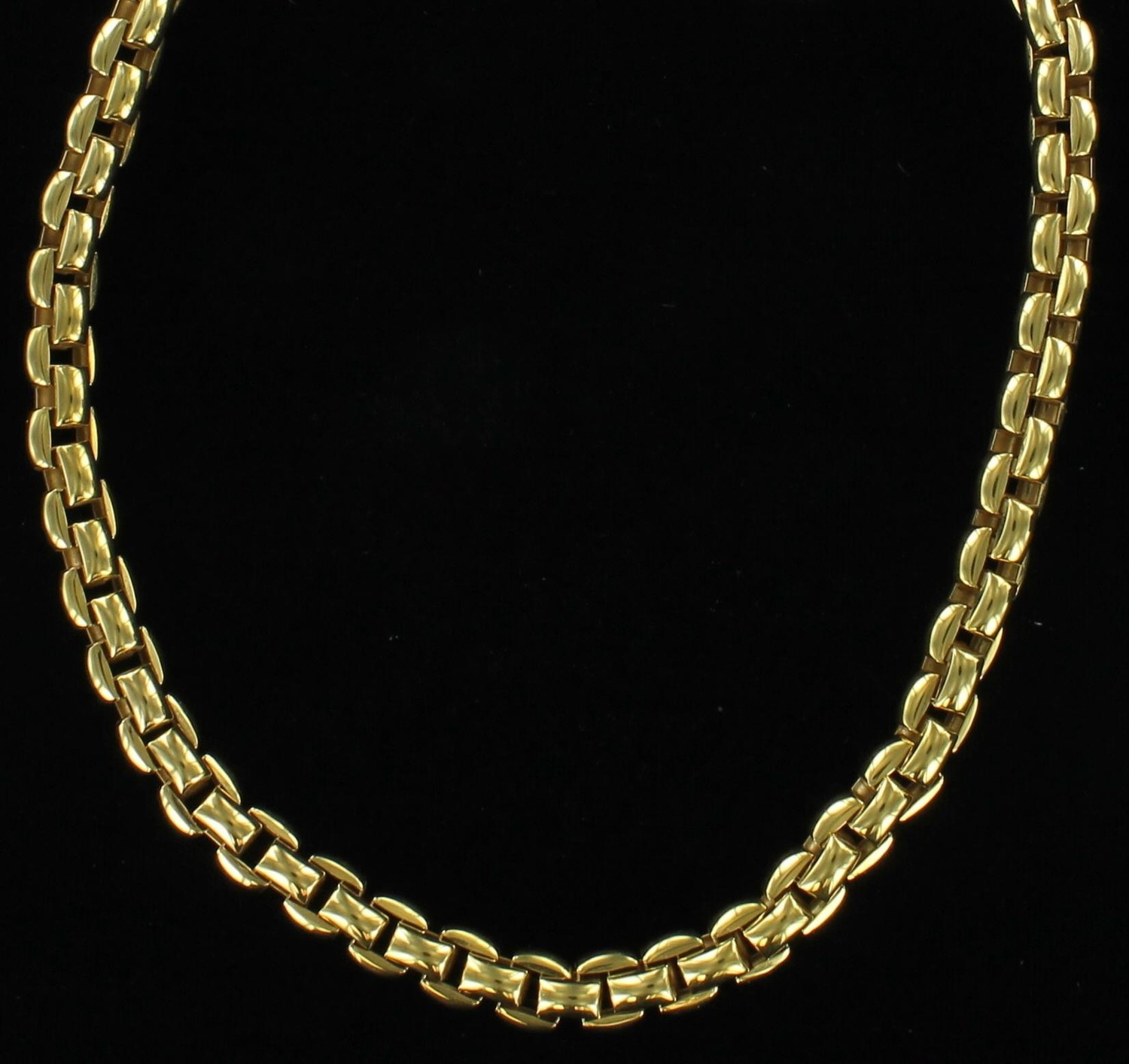 18KT NECKLACE
