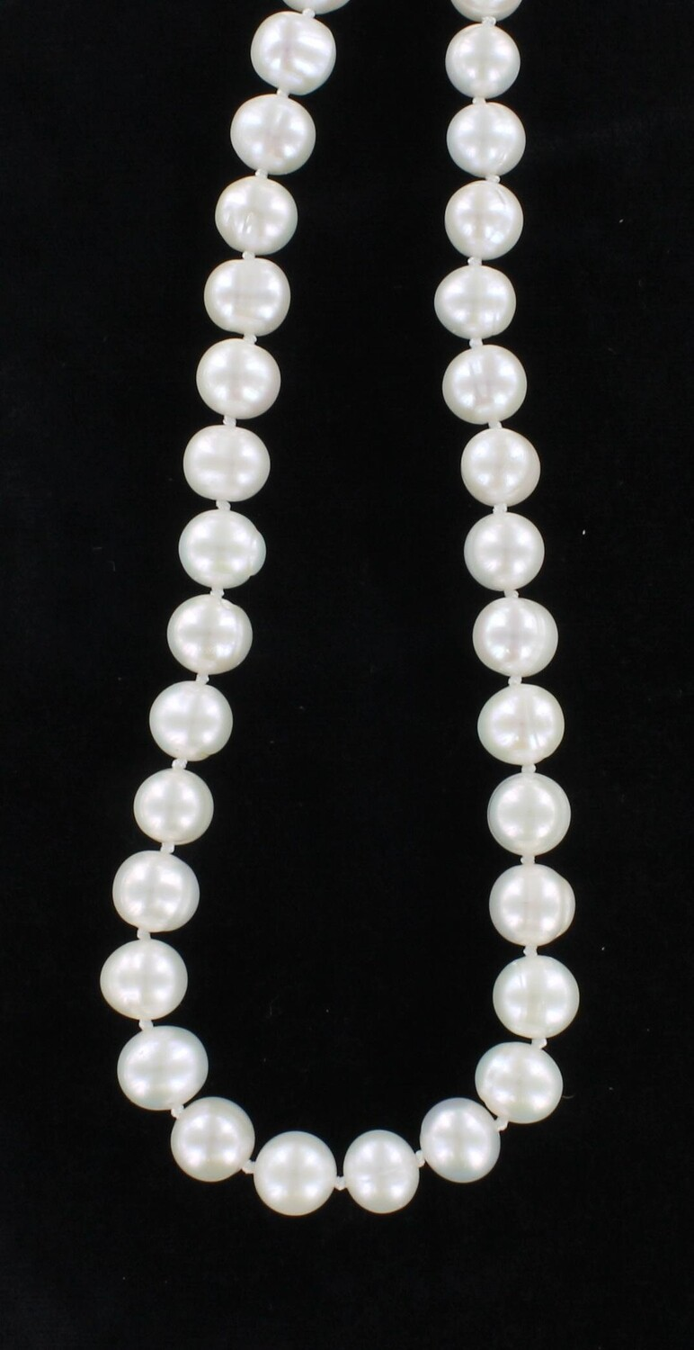 9.0 MM PEARL NECKLACE