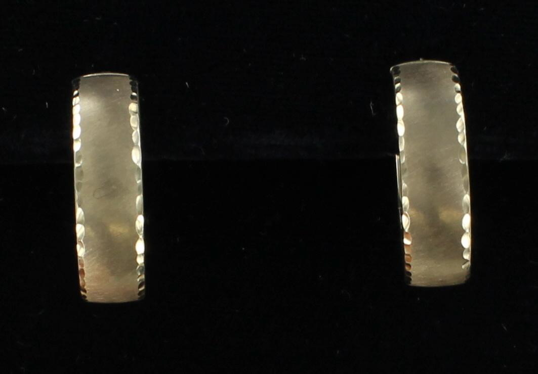 10KT HOOP EARRINGS 211-147