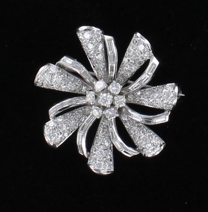 PLATINUM 2.0 CT TW DIAMOND PIN 205-2536