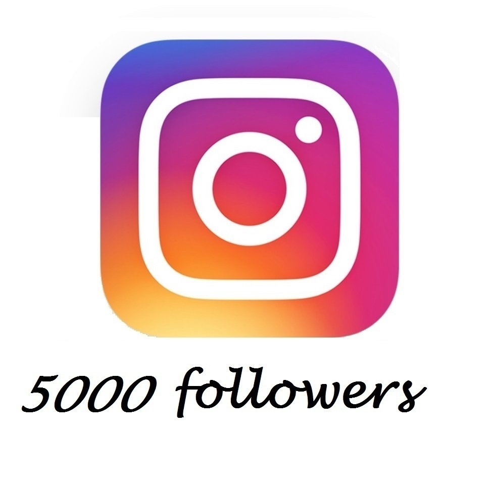 Image result for 5000 instagram followers