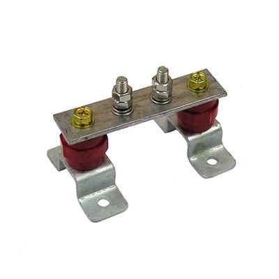 Главная заземляющая шина ГЗШЛ.06-430.120.2М8-МЛ