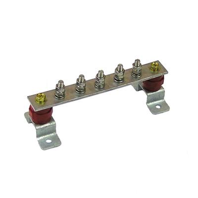 Главная заземляющая шина ГЗШЛ.06-430.210.5М8-МЛ
