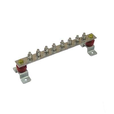 Главная заземляющая шина ГЗШЛ.06-430.300.8М8-МЛ
