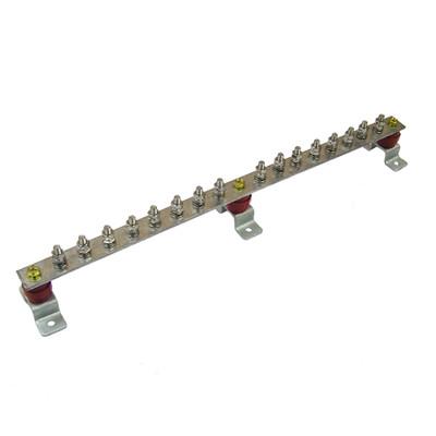 Главная заземляющая шина ГЗШЛ.06-430.570.16М8-МЛ