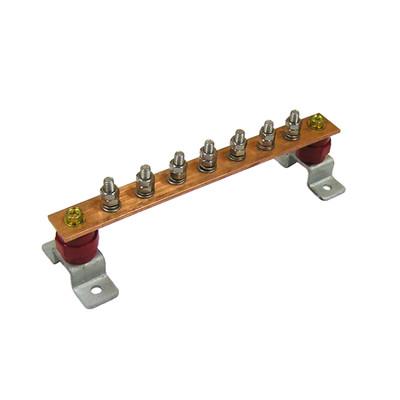 Главная заземляющая шина ГЗШЛ.06-430.270.7М8-М