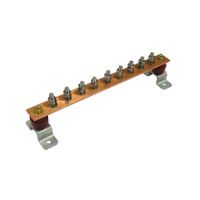Главная заземляющая шина ГЗШЛ.06-430.330.9М8-М
