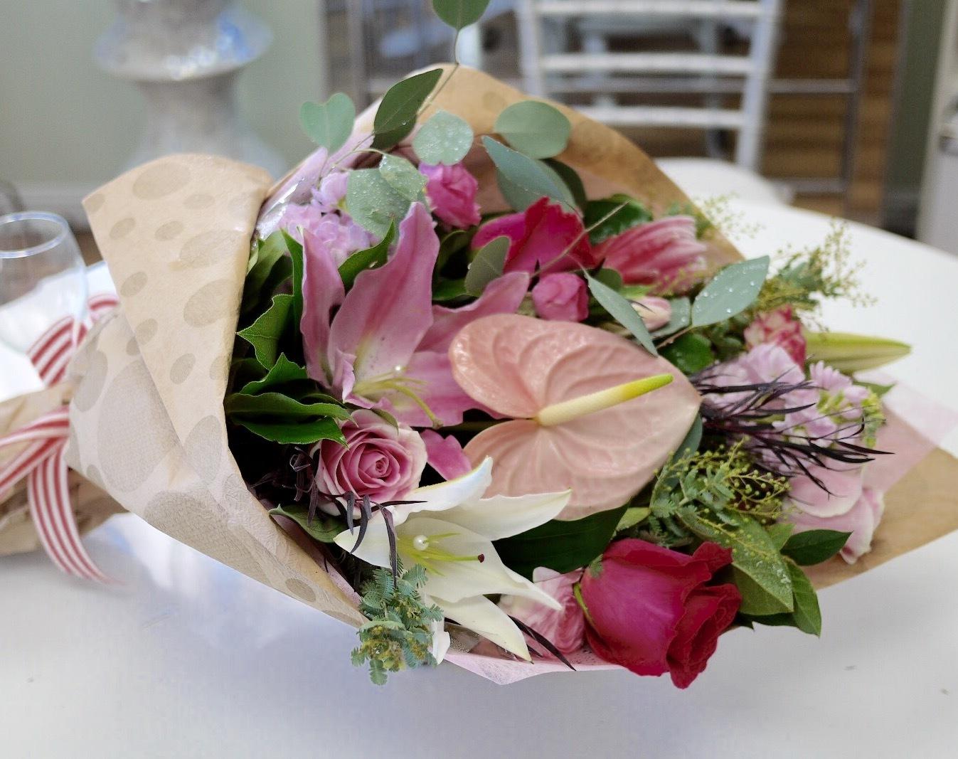 Valentines Day Wedding Flower Shop In Flower Florist