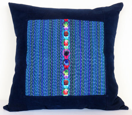 San Antonio Palopó Cushion Cover