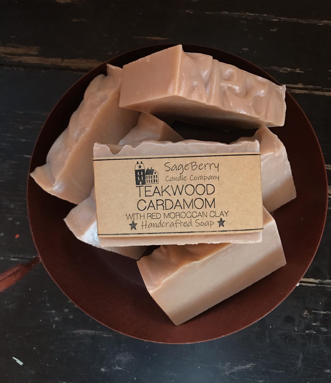 Teakwood Cardamom