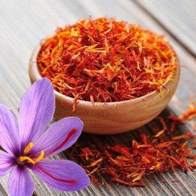 Cedar and Saffron