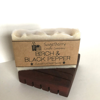 Birch & Black Pepper