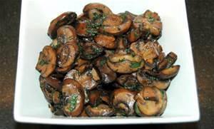 Parsley Mushrooms