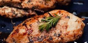 Garlic and Thyme Grilled Chicken