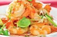 Fresh Herb Shrimp