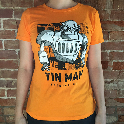 Women's Angry Robot (Orange) 00018