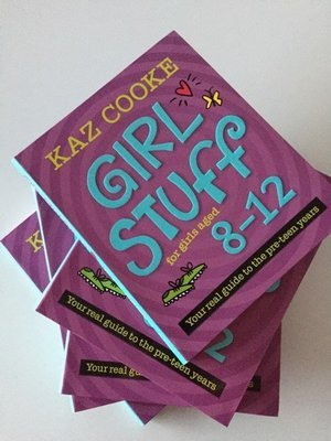 Girl Stuff for girls aged 8 - 12