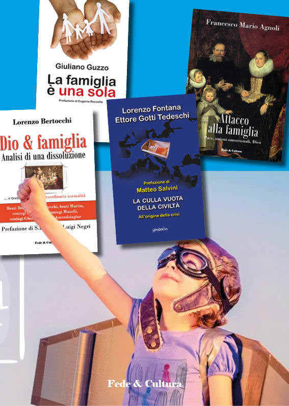 Congresso delle famiglie - Collezione libri