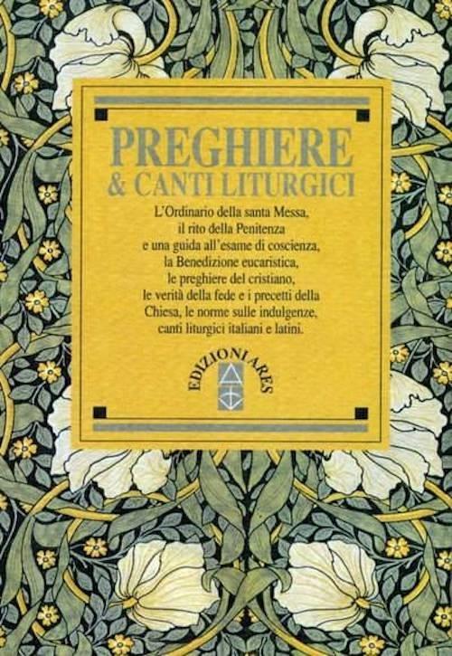 Preghiere & canti liturgici