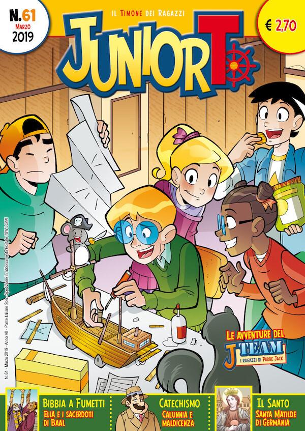 JuniorT N 61 Marzo 2019