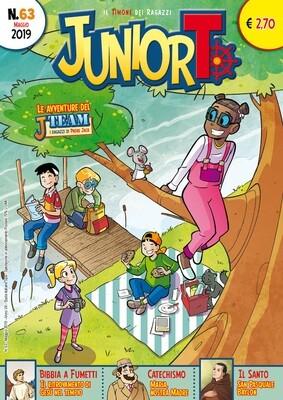 JuniorT N.63 Maggio 2019