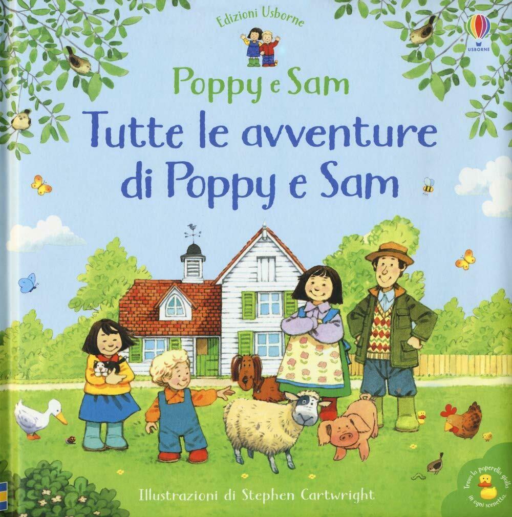Tutte le avventure di Poppy e Sam