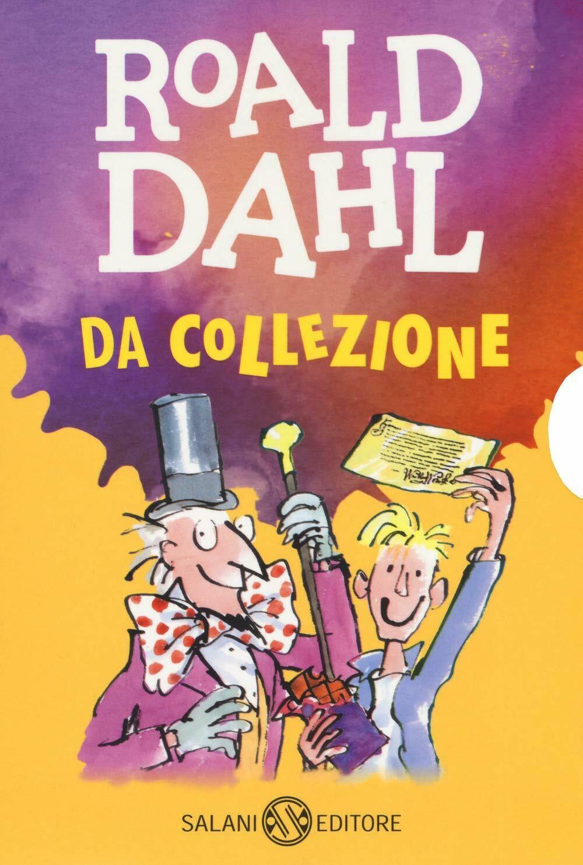 Roald Dahl da collezione