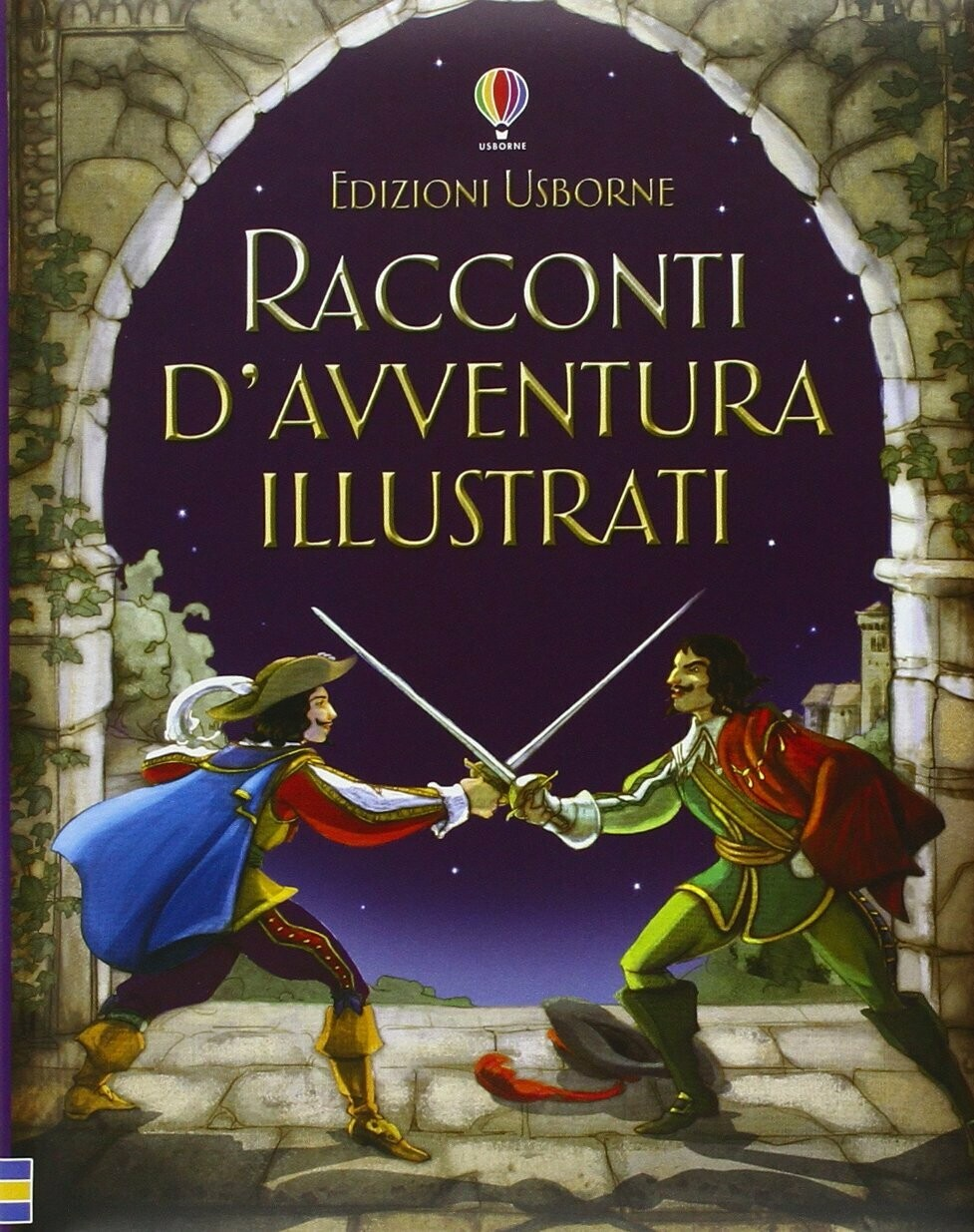 Racconti d'avventura illustrati