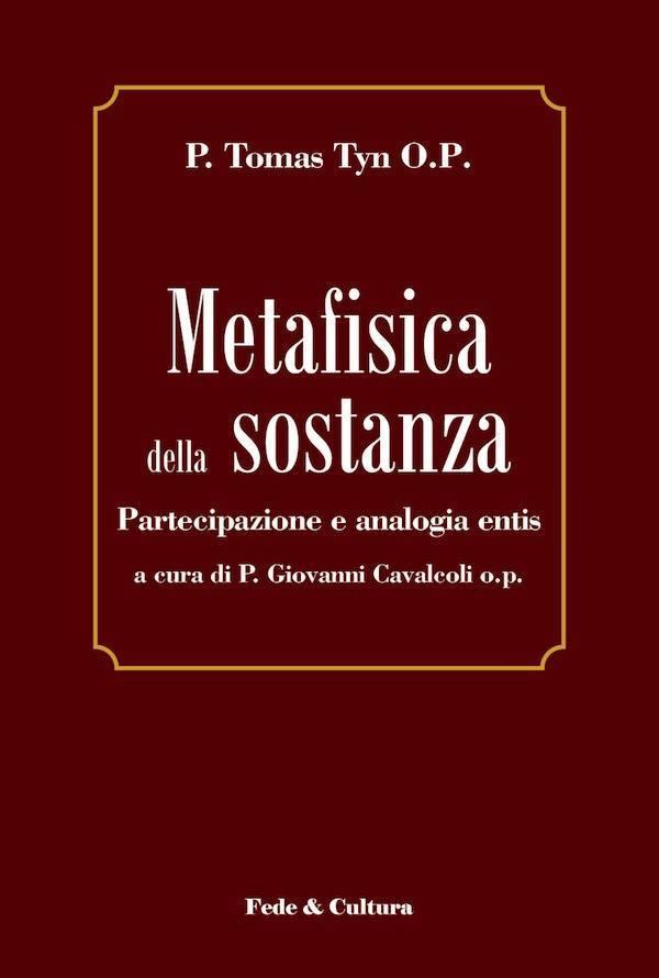 Metafisica della sostanza_eBook