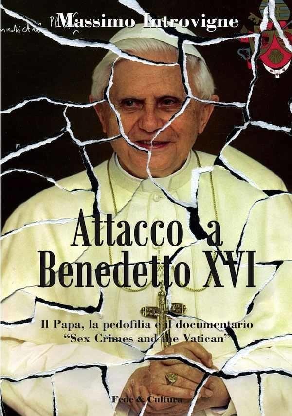Attacco a Benedetto XVI_eBook