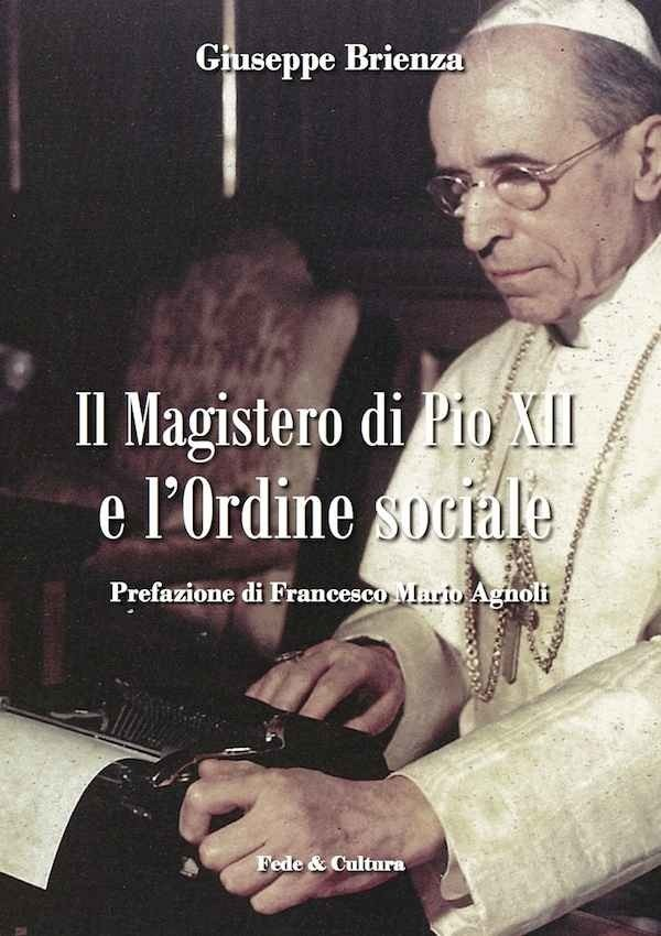 Il Magistero di Pio XII e l'ordine sociale_eBook