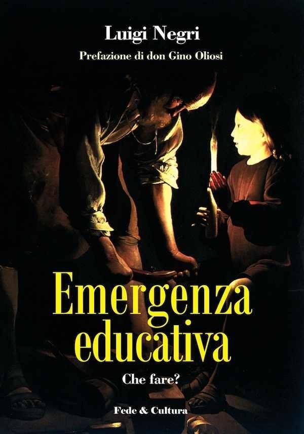 Emergenza educativa eBook