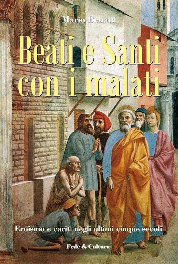 Beati e Santi con i malati