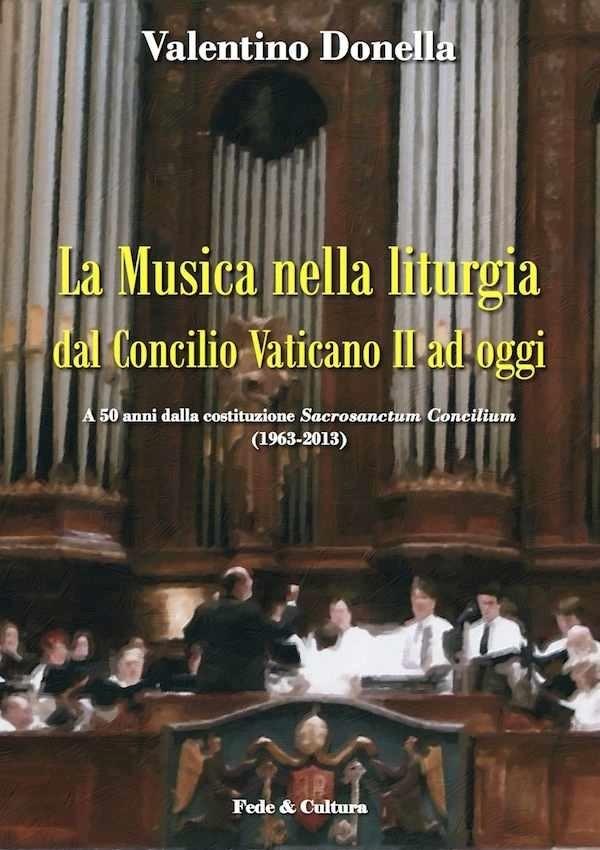 La musica nella liturgia dal Concilio Vaticano II ad oggi_eBook
